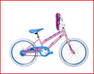 "20"" Huffy Sea Star Girls' Bike, Pink"
