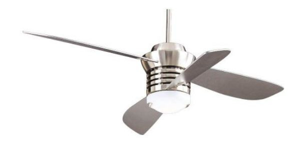 Progress Lighting Archie Collection 26 25 In 3 Light: Hampton Bay Pilot 60 In. And 52 In. Brushed Nickel Ceiling