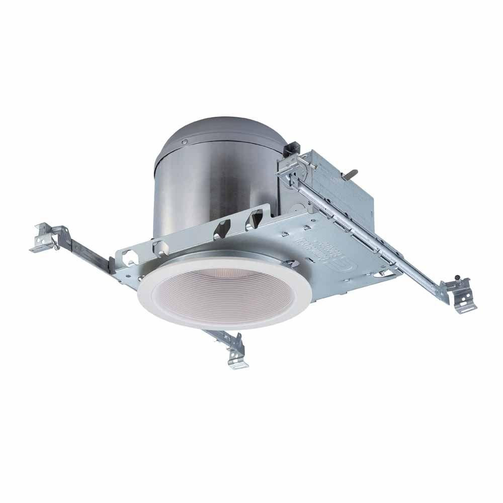 Commercial Electric 6 In. Recessed Lighting Housings And