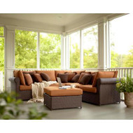 Cibola 5-Piece Sectional Patio Seating Set