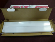 Set of 3-Lithonia Lighting 21 in. T5 Fluorescent Cabinet Light