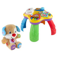 Fisher-Price Laugh & Learn Puppy & Friends Learning Table - Pup