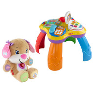 Fisher-Price Laugh & Learn Puppy & Friends Learning Table - Sis