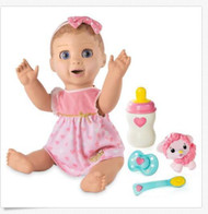 Luvabella - Blonde Hair - Responsive Baby Doll with Realistic Expressions