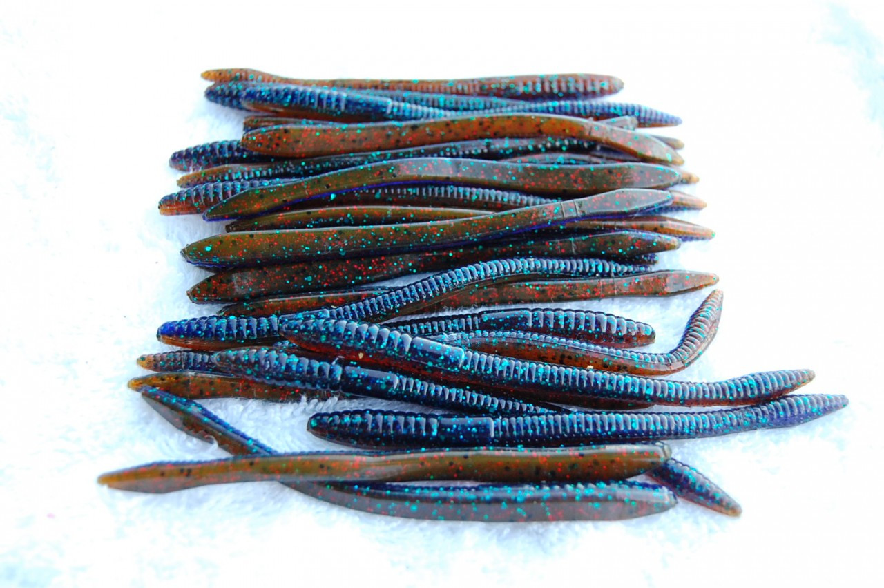Salt And Scented Finese Worms