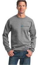 Cleveland Clinic Logo Sweatshirt in Heather