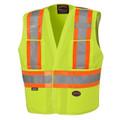 Yellow 6931 Hi-Viz Safety Tear-Away Vest