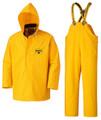 Yellow 571 Flame Resistant PVC Rain Suit