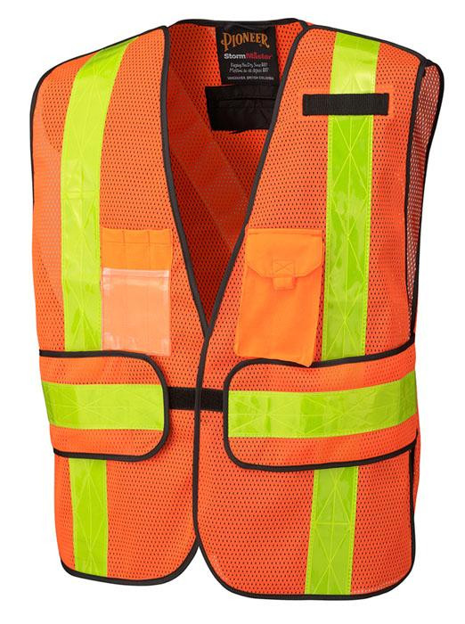 145 HI-VIZ ALL-PURPOSE VEST