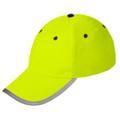 YELLOW HI-VIZ BALL CAP