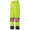 6039 Hi-Vis Traffic Control Waterproof Safety Pant