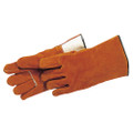 667L High Heat Leather Lined Glove, Foam Lined