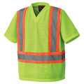 5993P Hi-Viz Traffic T-shirt Front