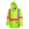 5628 300D Oxford Polyester Jacket with PU Coating