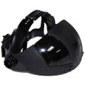S32001 Black Crown For DP4 Face Shield (Flip-Up Visor Models)