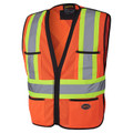ORANGE 6926 HI-VIZ TRAFFIC VEST
