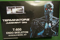 Terminator 2 Judgement Day T-800 Endo Skeleton 1/9 Scale Model Kit