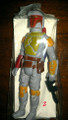 Boba Fett Action Figure - Star Wars 1979 - Nice