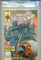Amazing Spider-Man #329 by Marvel Comics. CGC Graded 9.6. First appearance Tri-Sentinel!
