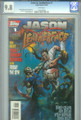 Jason vs. Leatherface #1 - CGC Graded