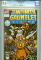 Infinity Gauntlet #1 - CGC Graded