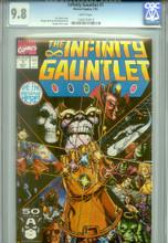 Infinity Gauntlet #1 - CGC Graded