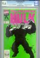 Incredible Hulk #377 - CGC Graded