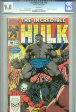 Incredible Hulk #369 - CGC Graded 9.8