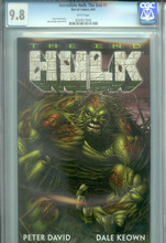 Incredible Hulk: The End #1 - CGC Graded 9.8