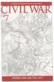 Civil War #7 - Sketch Variant