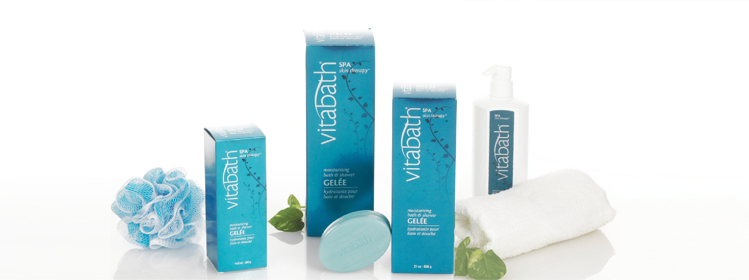 About Vitabath Products and History