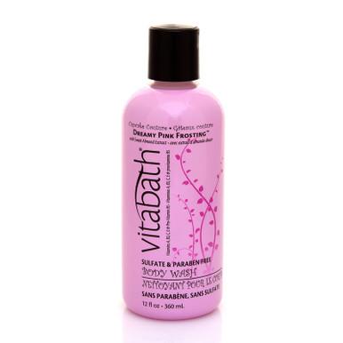 Dreamy Pink Frosting™ Body Wash 12 fl oz - Vitabath®