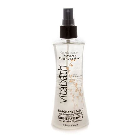 Heavenly Coconut Crème™ Fragrance Mist 8 fl oz