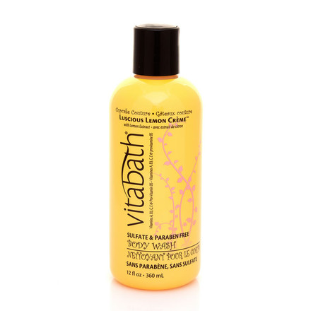 Luscious Lemon Crème™ 12 fl.oz Body Wash