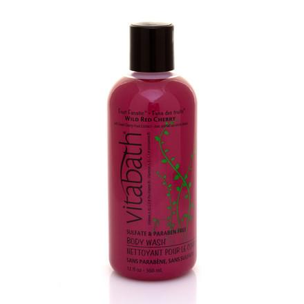 Wild Red Cherry Body Wash 12 fl oz