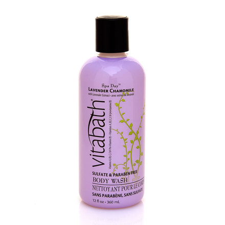 Lavender Chamomile Body Wash 12 fl oz