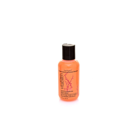 Pomegranate & Blood Orange Travel Body Wash 2 fl oz