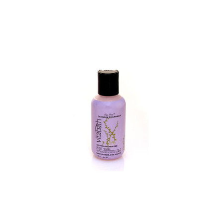 Lavender Chamomile Travel Body Wash 2 fl oz