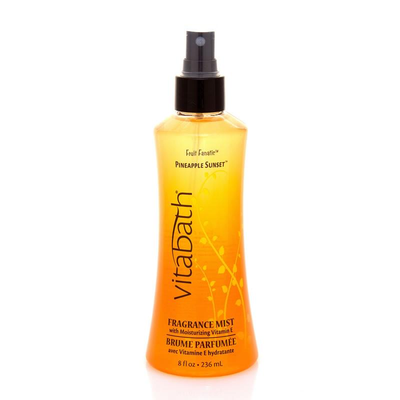 Vitabath Fruity Fanatic Pineapple Sunset Body Mist Spray