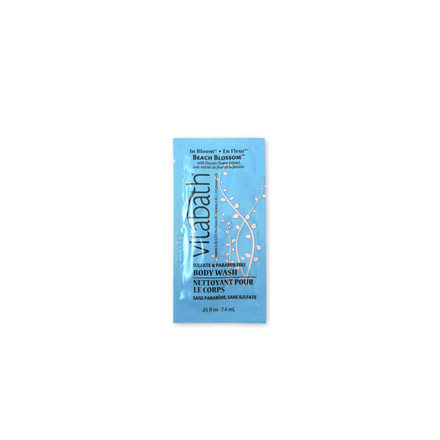 Beach Blossom™ 0.25 fl.oz Body Wash Packette