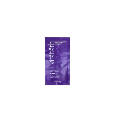 Orchid Intrigue™  0.25 oz Moisturizing Bath & Shower Gelée Packette