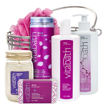 Plus for Dry Skin™ Bath Bundle