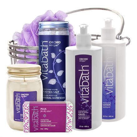Orchid Intrigue™ Bath Bundle