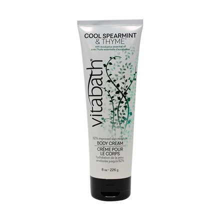 Cool Spearmint & Thyme™ Body Cream 8 oz/226 g