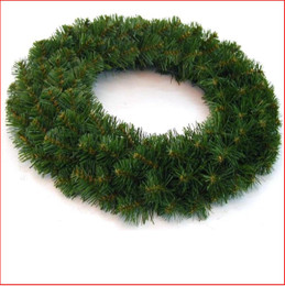 Alberta Spruce Wreath 46cm Dark Green