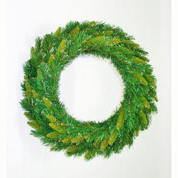 New Hampshire Pine Wreath 61cm