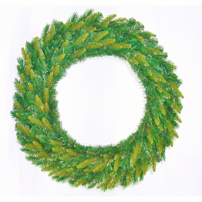 New Hampshire Pine Wreath 91cm