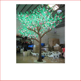 Led Peach Tree 3m Pink and Green Led Christmas Lights is a very popular large christmas tree display. Everyone loves the two beautiful colour led lights pink and green. This will be your winner in your christmas lighting display.
