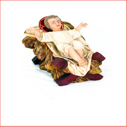 The Polyresin Nativity Baby Jesus is just a piece to your nativity scene, we also have Mary, Nativity Angel and Saint Joseph that are sold seperately to complete your Christmas Nativity Scene. The Polyresin Baby Jesus can be situated on the bottom floor of your christmas barn in between Mary and Saint Joseph.