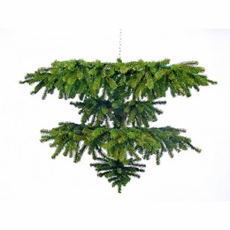 Chandelier Christmas Tree Small hinged